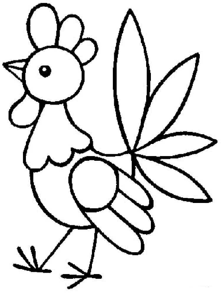 для детей 3 4 лет 7 распечатать картинку раскраску или